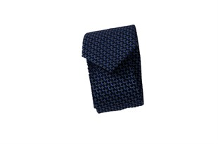 Maserto Tie Square Patterned